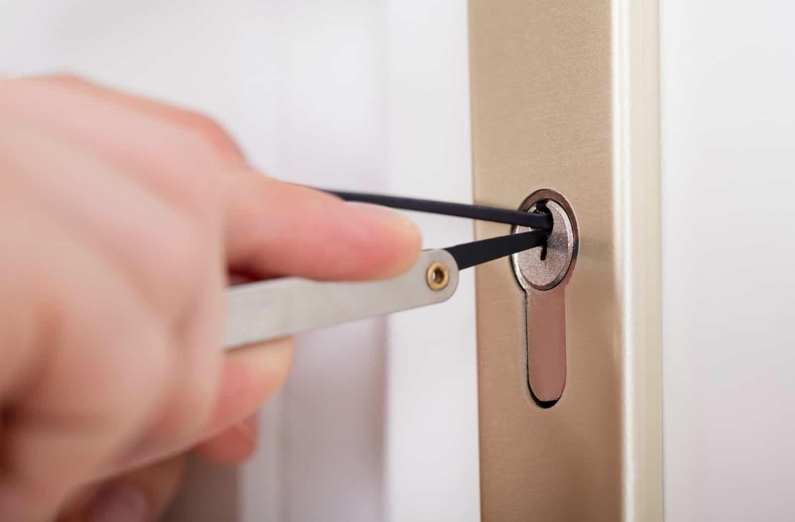 Rushden locksmith