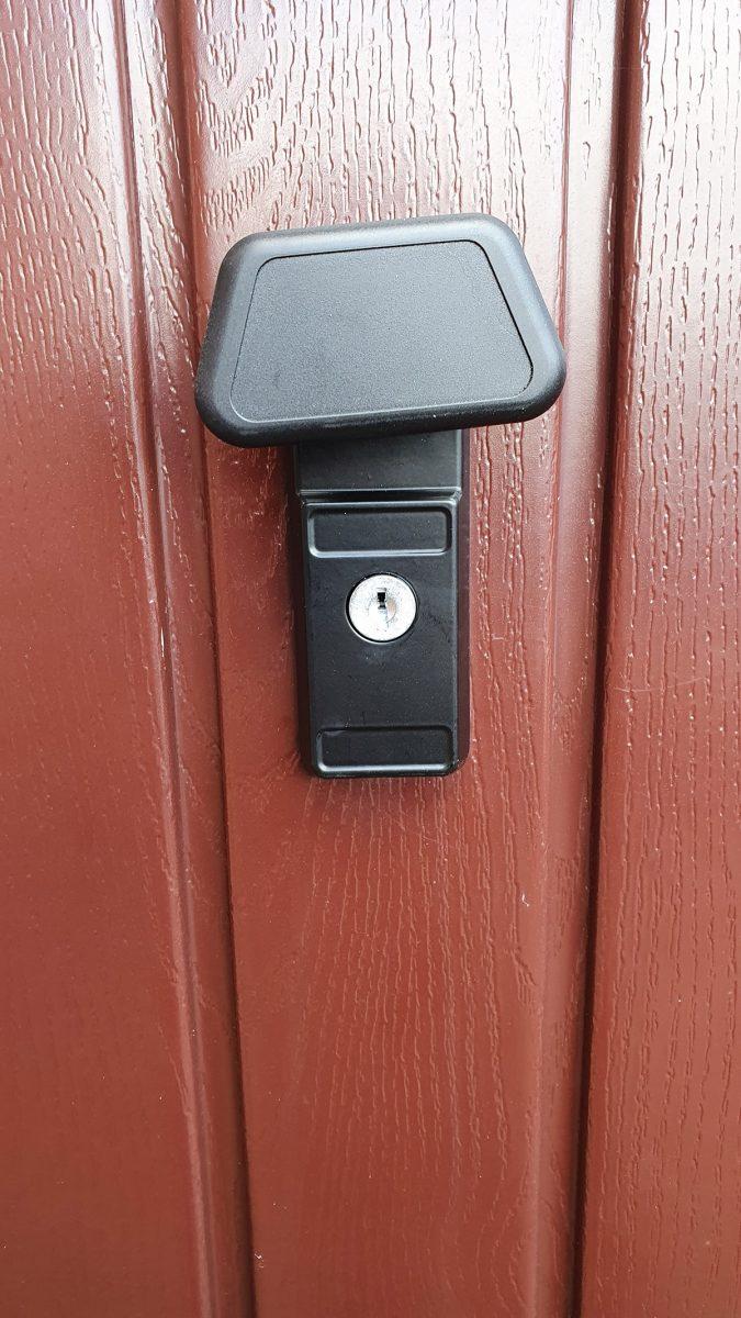 Northampton Garage Door Lock