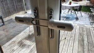 High security handles and PAT lock St Neots