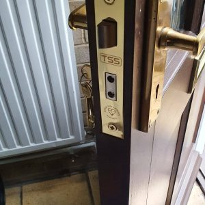 Moved house change your locks 4