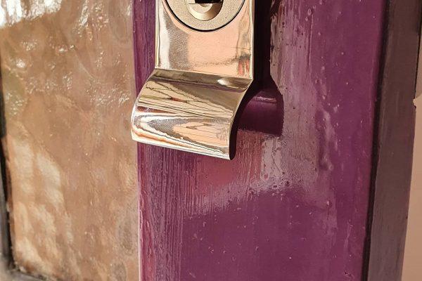 Rushden high security door lock